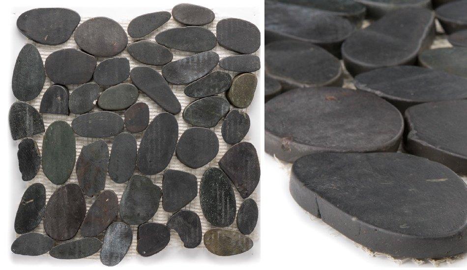 Mozaika Kamienna Poligonalna Otoczaki